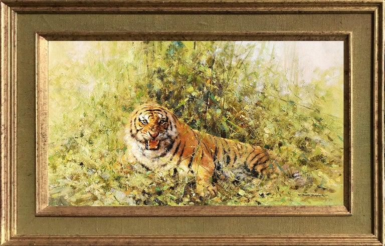 David Shepherd Animal Painting - Tiger