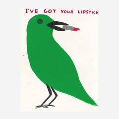 I've Got Your Lipstick