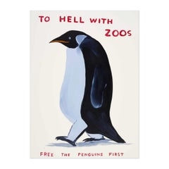 To Hell With Zoos, Contemporary Art, 21st Century Pop Art, British Art