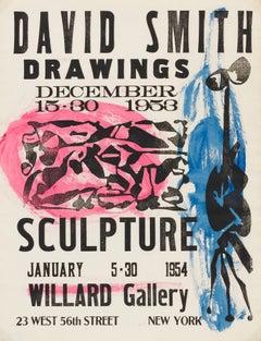 Willard Gallery Poster