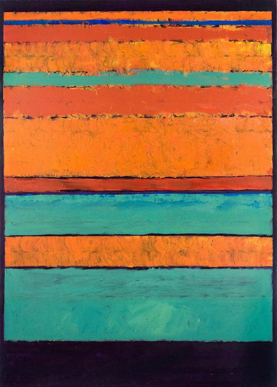 Entry 3 - Orange Yellow Green Violet  - Art by David Sorensen