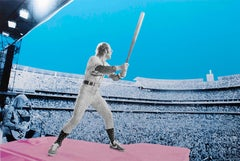 Elton John: Home Run-Dodger Stadium 1975, David Studwell, Celebrity Prints