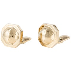 David Webb 18 Karat Earrings