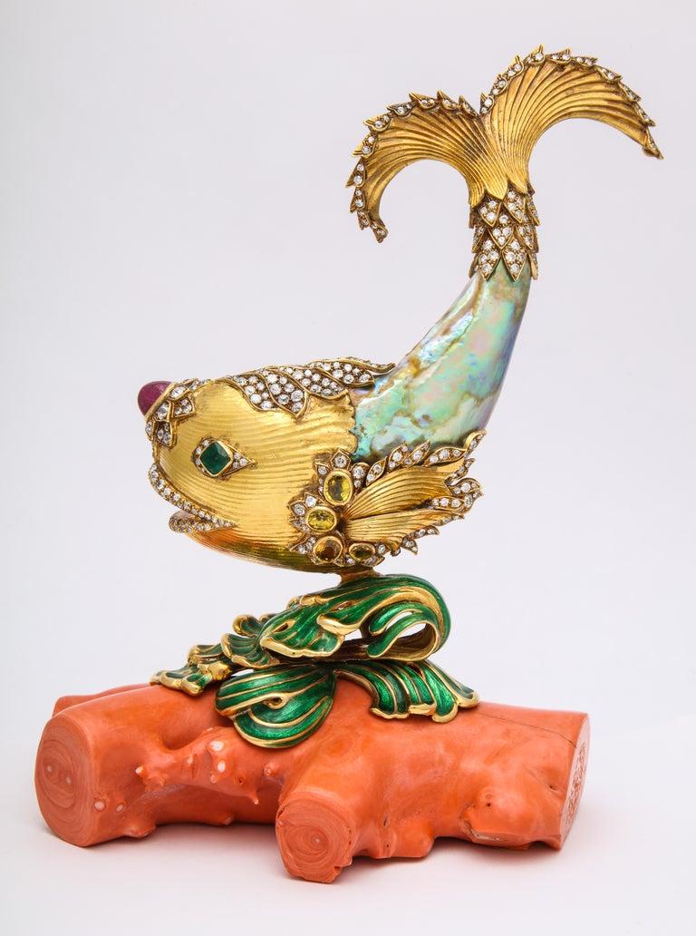 David Webb Coral Fish For Sale 6