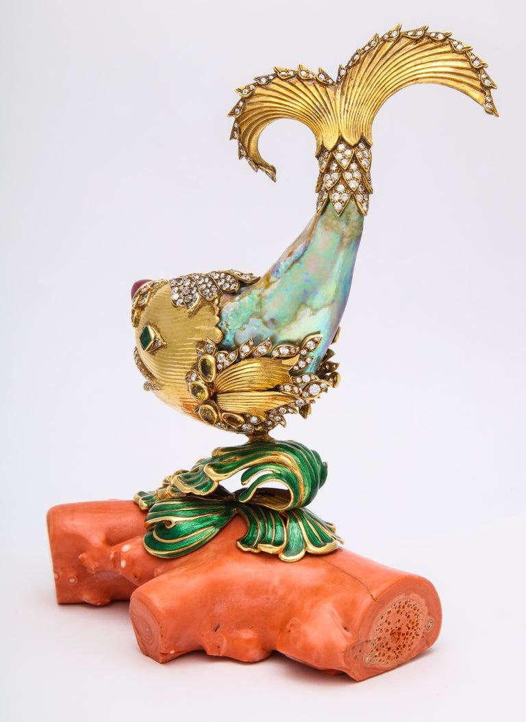 David Webb Coral Fish For Sale 9