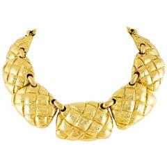 David Webb Gold Necklace