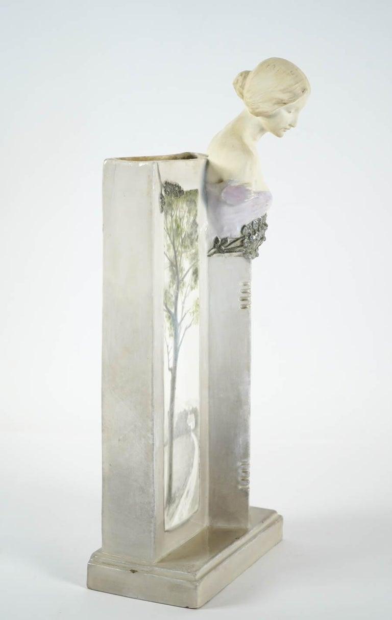 Art Nouveau Vase, Austrian, 1910-1920 For Sale 1