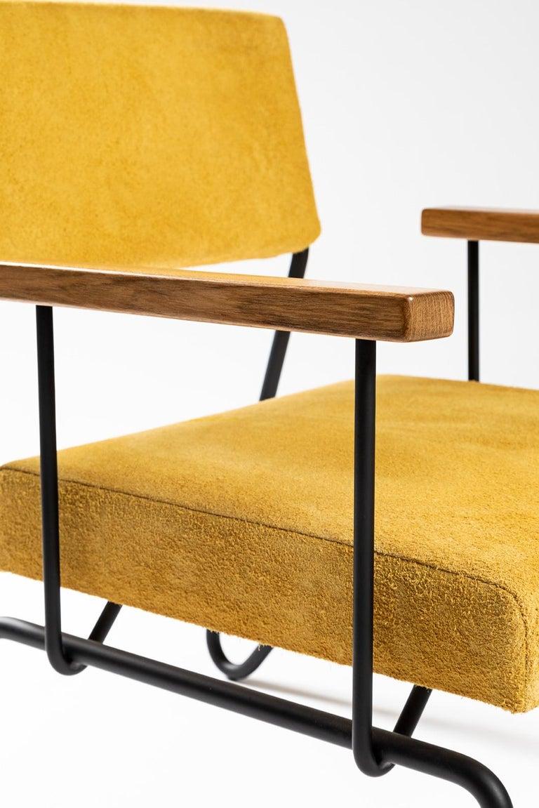 Minimalist Brazilian armchair