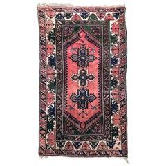 Vintage Anatolian Turkish Konya Rug