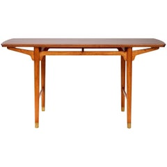 Frode Holm Table, Mahogany