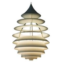 Louis Poulsen Pendant Lamp by Kurt Norregaard & Poul Henningsen