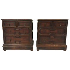Pair of 1920s Kittinger End Tables
