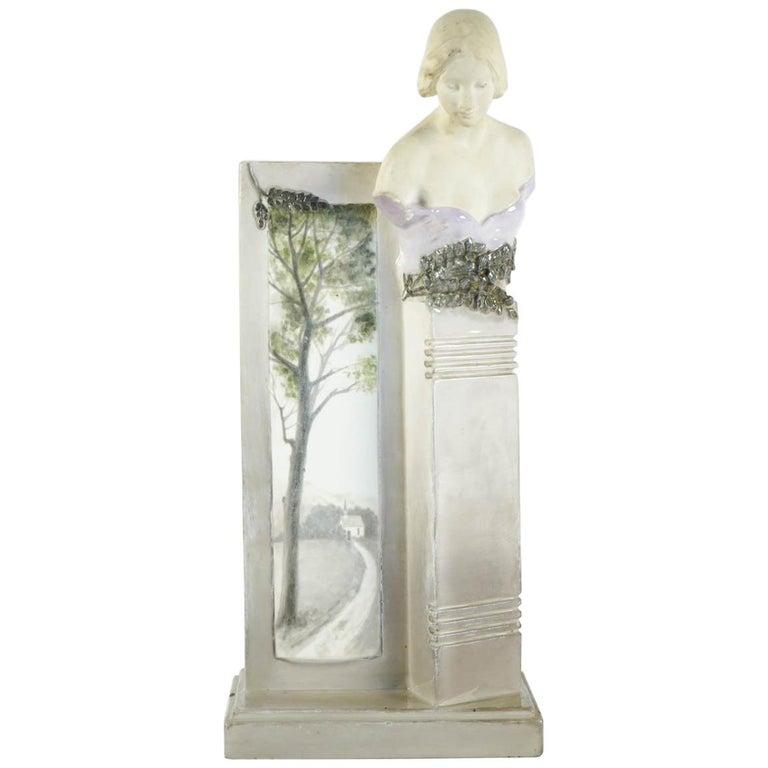 Art Nouveau Vase, Austrian, 1910-1920 For Sale