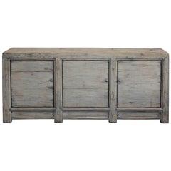 Gansu Gray Sideboard