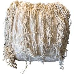 """Riccione"" Merino Wool Pillow"