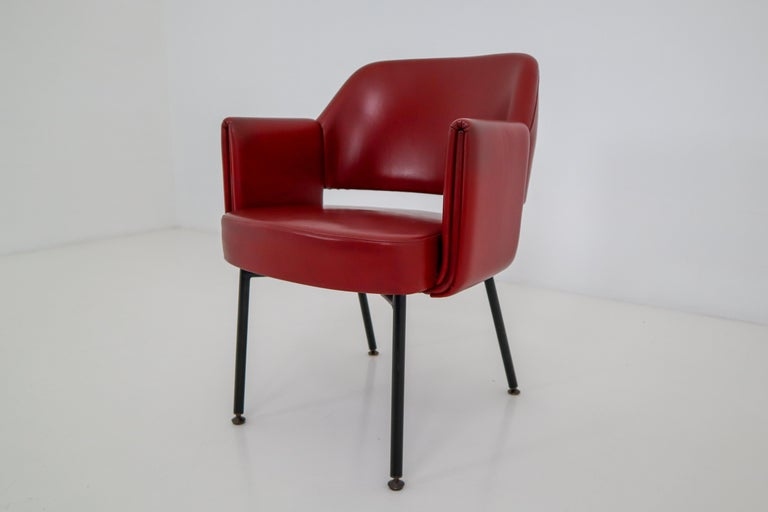 French Midcentury Chair Model