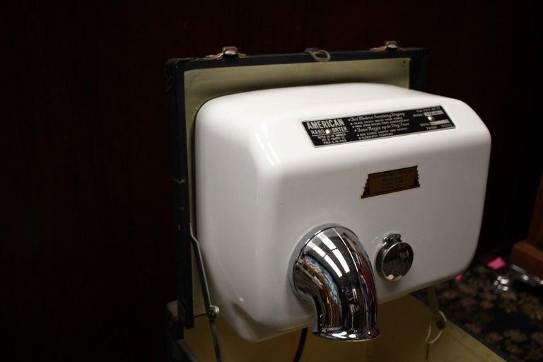 1940s Salesman Sample American Hand Dryer Model SA-10 For Sale 2
