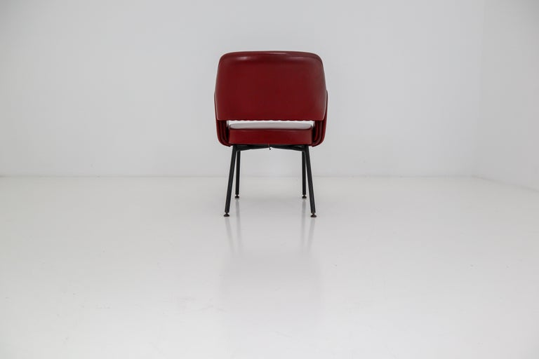 Midcentury Chair Model