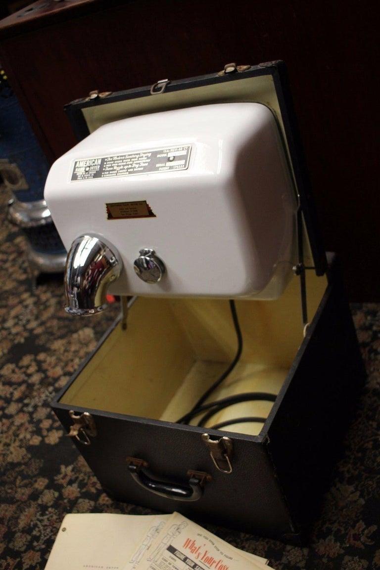 1940s Salesman Sample American Hand Dryer Model SA-10 For Sale 4