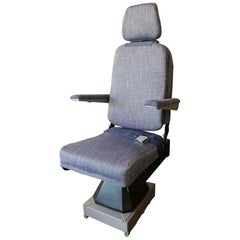 Operator Airplane Seat Built by Sogerma from a Douglas DC-8