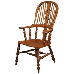 Early Victorian Windsor Chair