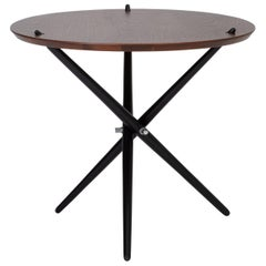 Model 103 Round Side Table by Hans Bellmann for Knoll
