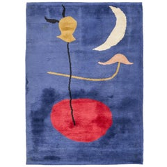Joan Miro Rug by Marie Cuttoli & Luci Weill