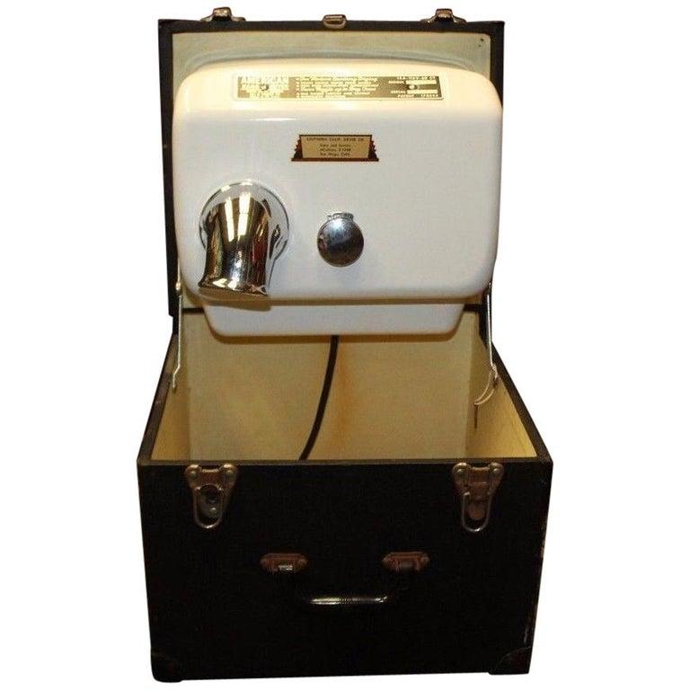 1940s Salesman Sample American Hand Dryer Model SA-10 For Sale