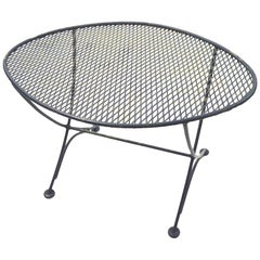 Salterini Oval Eyeball Garden Patio Table