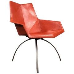 Paul McCobb Origami Chair on a Spider Base
