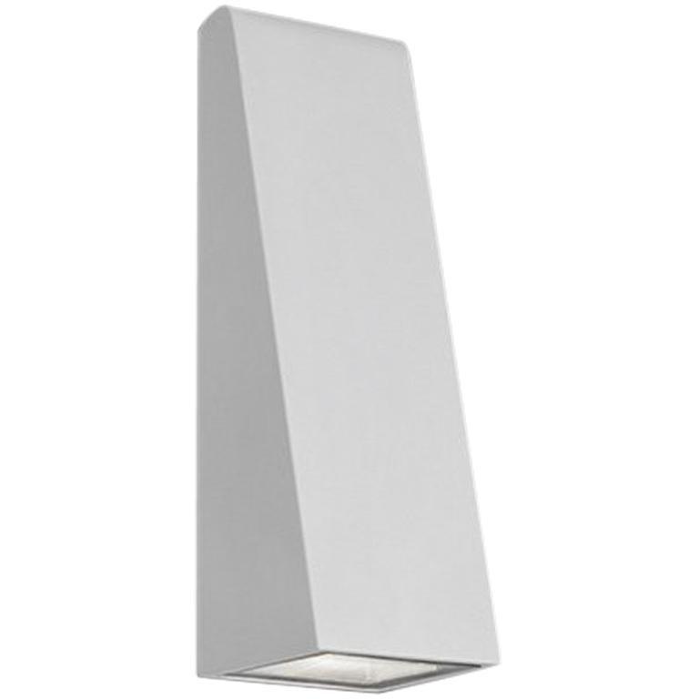 Artemide Cuneo Mini Wall & Floor Light in White by Klaus Begasse