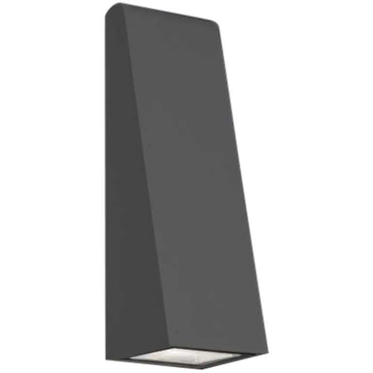 Artemide Cuneo Mini Wall and Floor Light in Gray by Klaus Begasse
