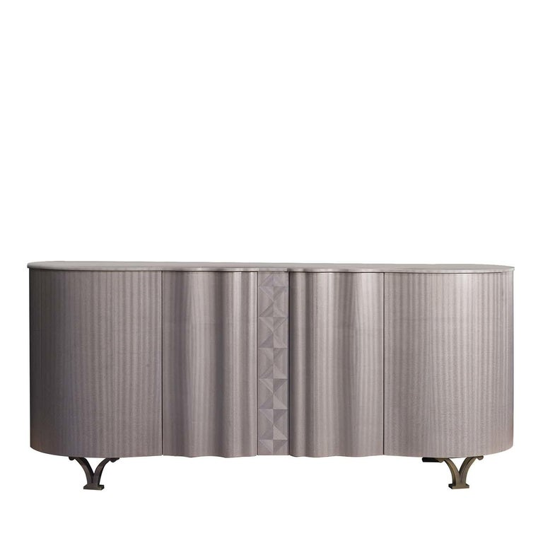 Mistral High Sideboard in Pama For Sale