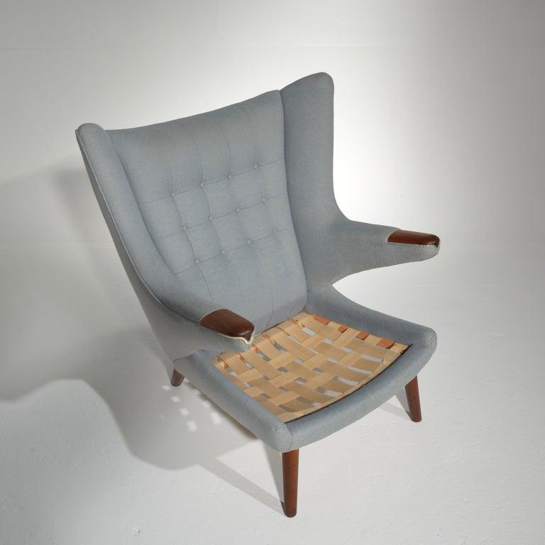 Papa Bear Chair, Model AP 19, by Hans J. Wegner for A.P. Møbler 3