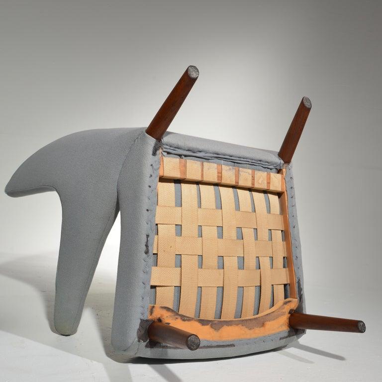 Papa Bear Chair, Model AP 19, by Hans J. Wegner for A.P. Møbler 4