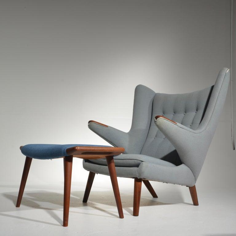 Papa Bear Chair, Model AP 19, by Hans J. Wegner for A.P. Møbler 1