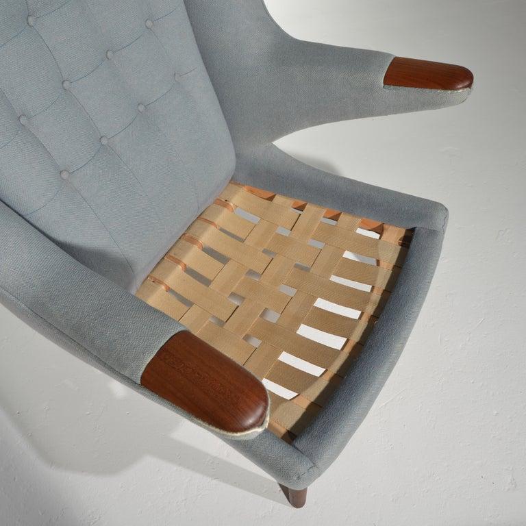 Papa Bear Chair, Model AP 19, by Hans J. Wegner for A.P. Møbler 2