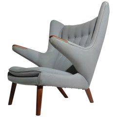 Papa Bear Chair, Model AP 19, by Hans J. Wegner for A.P. Møbler