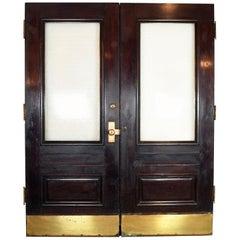 P.L.E Railroad Double Doors