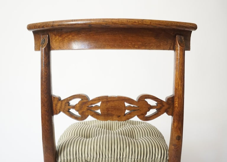 Chairs by George Bullock, Set of 4, England, 1816 For Sale 2