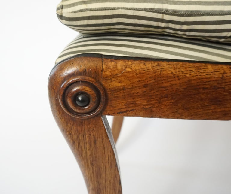 Ebony Chairs by George Bullock, Set of 4, England, 1816 For Sale