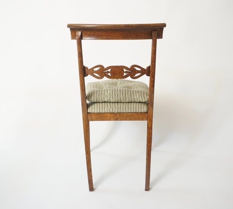 Chairs by George Bullock, Set of 4, England, 1816 For Sale 1