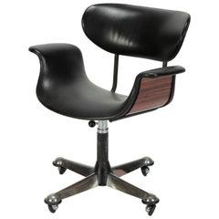 Gastone Rinaldi Office Chair by RIMA, 1960s