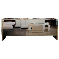 Bronze Mirror Chest of Drawer by Ello Furniture