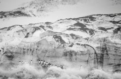 58 Degrees South, Archival Pigment Print, Black and White Photography