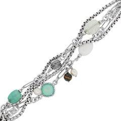 David Yurman Bijoux Multi Strand Bracelet