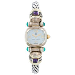 David Yurman Cable Quartz Ladies Watch