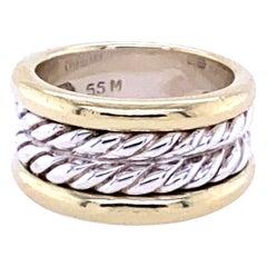David Yurman Double Cable Ring