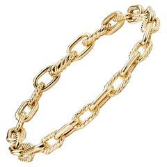 David Yurman Madison Chain Bracelet in Gold, B13709 88