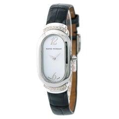David Yurman Madison T408-Mss Women's Quartz Watch Stainless Steel